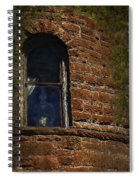 The Shade Of Osborne House Spiral Notebook