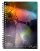 The Shadow Of Your Smile Spiral Notebook