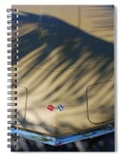 The Shadow Vette Spiral Notebook