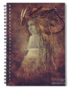 The She Dragon  Spiral Notebook