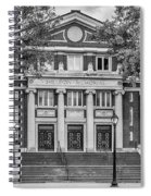 The Sheldon Concert Hall Bnw 7r2_dsc3020_11242017 Spiral Notebook