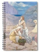 The Shepherd's Song, 1891 Spiral Notebook