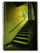 The Shining Darkness Spiral Notebook