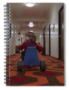 The Shining Spiral Notebook