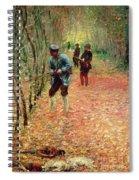 The Shoot Spiral Notebook