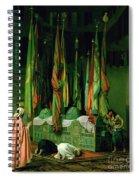 The Shrine Of Imam Hussein Spiral Notebook