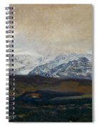 The Sierra De Guadarrama Spiral Notebook