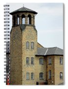 The Silk Mill - Derby Spiral Notebook