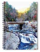 The Sinks Spiral Notebook