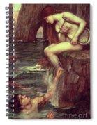 The Siren Spiral Notebook