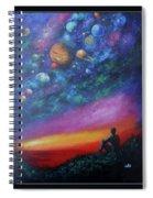 The Sky Spiral Notebook