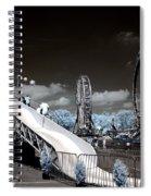 The Slide Spiral Notebook