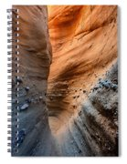 The Slot Spiral Notebook