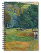 The Small Valley Spiral Notebook
