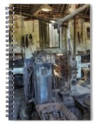 The Smithy Spiral Notebook