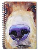 The Sniffer Spiral Notebook