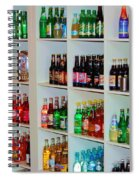The Soda Gallery Spiral Notebook