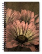 The Soft Glow Of Spring Spiral Notebook