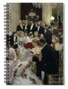 The Soiree Spiral Notebook