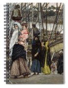 The Sojourn Spiral Notebook