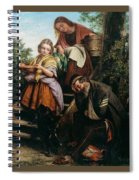 The Soldiers Return Henry Nelson Oneil Spiral Notebook