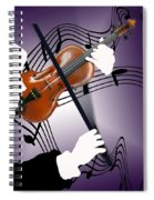 The Soloist Spiral Notebook