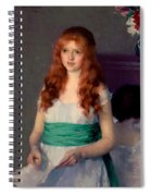 The Song Spiral Notebook
