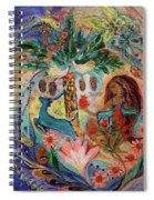 The Song Of Songs. Day Spiral Notebook