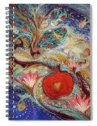 The Song Of Songs. Night Spiral Notebook