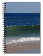 The Song Of The Ocean Spiral Notebook