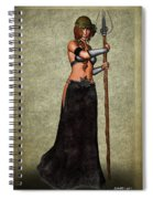 The Sorceress Mage Spiral Notebook