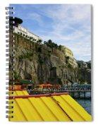 The Sorrento Coast Spiral Notebook