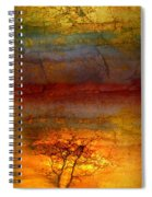 The Soul Dances Like A Tree In The Wind Spiral Notebook