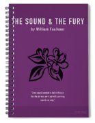 The Sound And The Fury Greatest Books Ever Series 018 Spiral Notebook