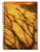 The Soundlessness Of Nature Spiral Notebook