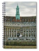 The South Bank Spiral Notebook