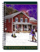 The South Woodstock Country Store Spiral Notebook