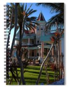 The Southernmost Hotel  Spiral Notebook