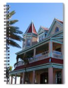 The Southernmost House In Key West Spiral Notebook