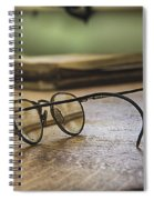 The Spectacles Spiral Notebook