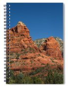The Sphinx Rock Formation Spiral Notebook