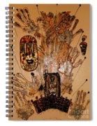 The Spirit Of Survival Spiral Notebook