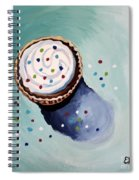 The Sprinkled Cupcake Spiral Notebook