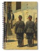 The Spy Spiral Notebook
