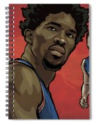 The Squad Spiral Notebook
