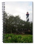 The St. Augustine Light Station Spiral Notebook