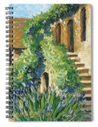 The Stairs Spiral Notebook