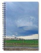 The Start Spiral Notebook