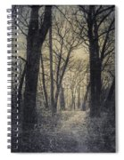 The Starting Point Spiral Notebook