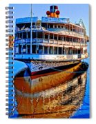 The Ste Claire Spiral Notebook
